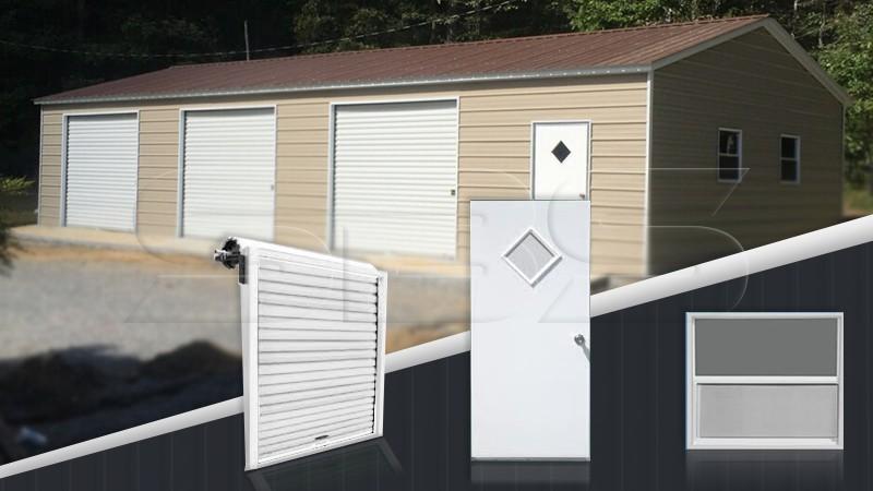 Importance of Garage Doors and Windows