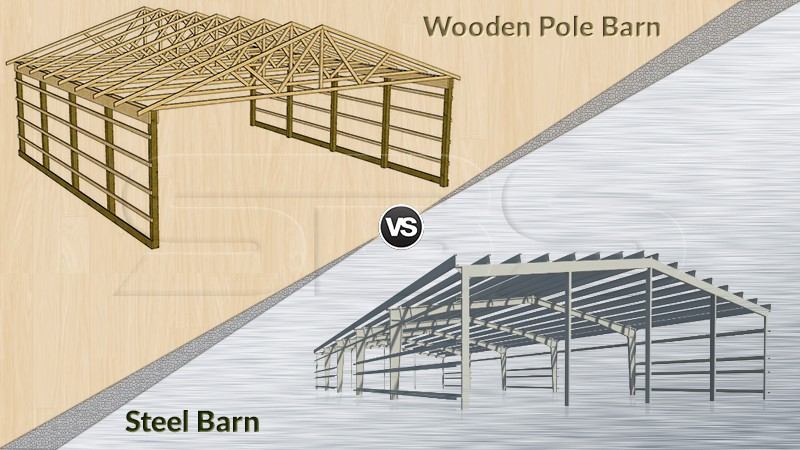 What to Buy- Steel Barn or Pole Barn?